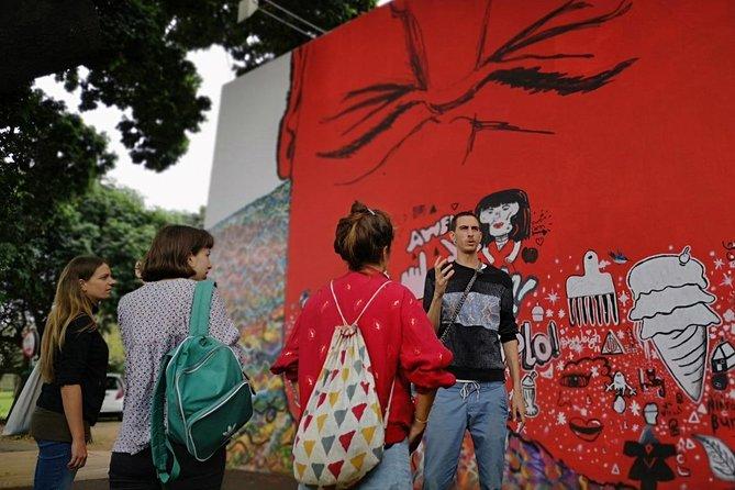 Durban Arts Quarter Half-Day Tribal Art and Street Art Tour