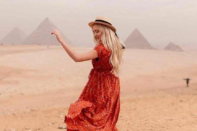 Tour to Giza Pyramids & Sphinx
