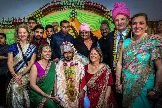Indian Traditional Wedding Tour with Dinner