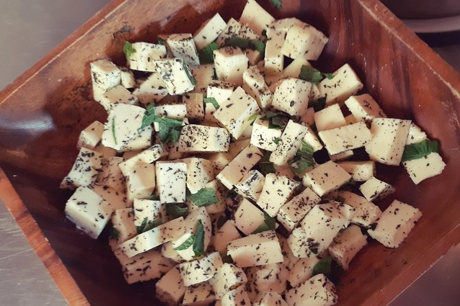 Fridays - Halloumi Heaven: Cheese-Making Class & Troodos Mountain Villages 8h