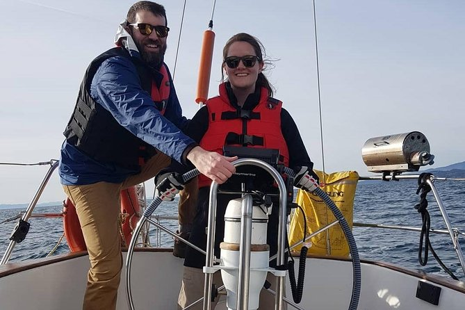 4-Hour Sailing Adventure on The Strait of Juan de Fuca
