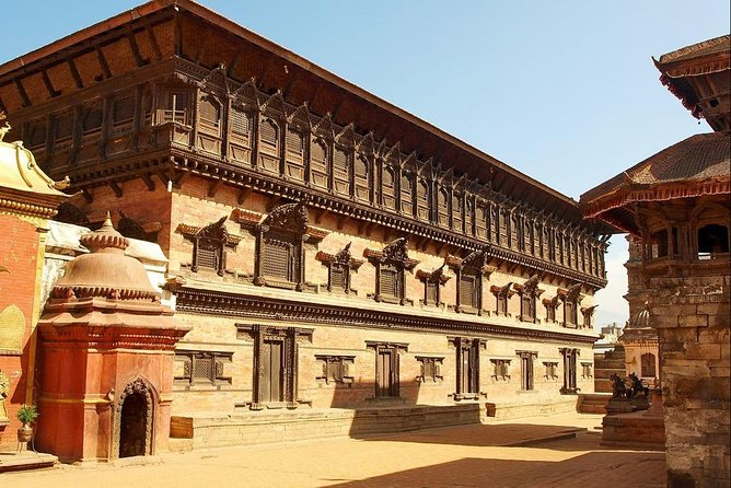 Full-Day Private Tour to Bhaktapur and Panauti from Kathmandu