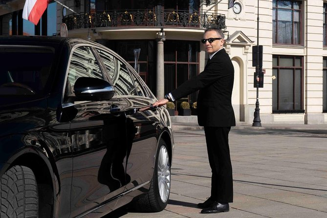 The Best Warsaw Airport Transfer