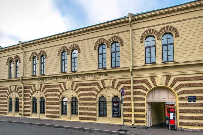 Skip the Line Museum of St. Petersburg Art Ticket
