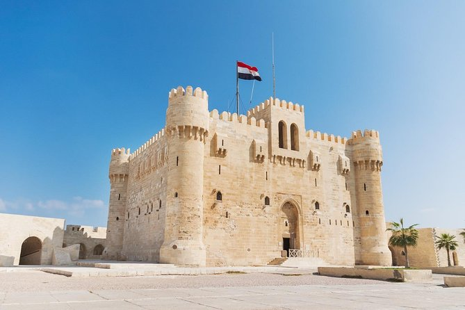 Private Full-Day Guided History Tour of Alexandria