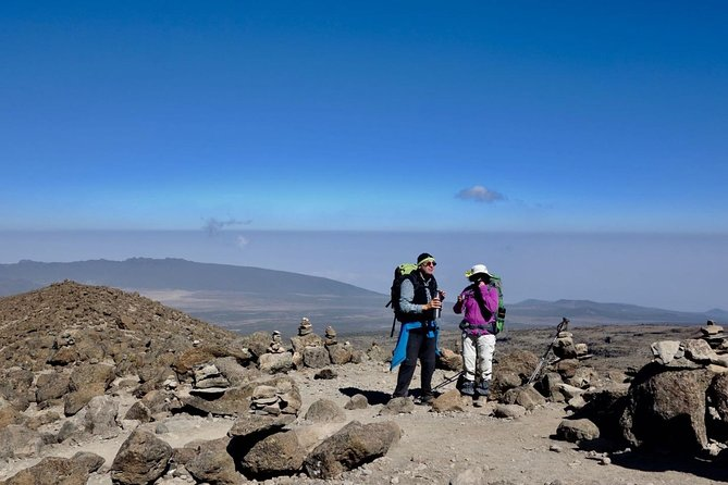8 Days Private Kilimanjaro Climb Lemosho Route