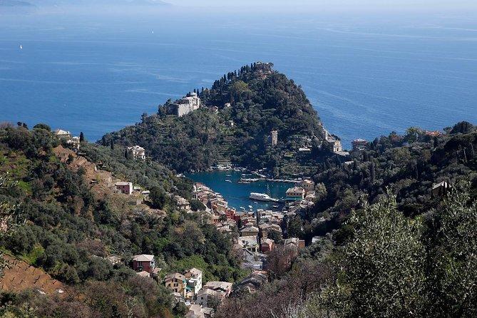Half-Day Private Hike Adventure to Portofino and San Fruttuoso