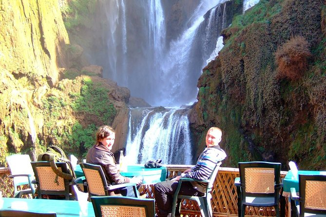 Ouzoud Falls Day Trip from Marrakech with Hotel Pick Up