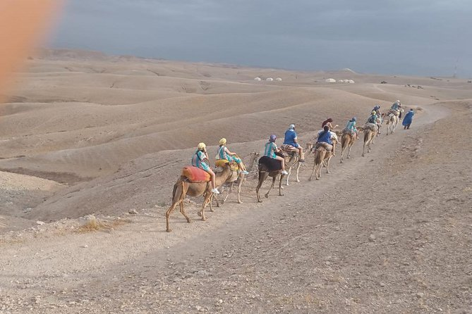 Full-Day Guided Camel Ride Adventure to Atlas Mountains