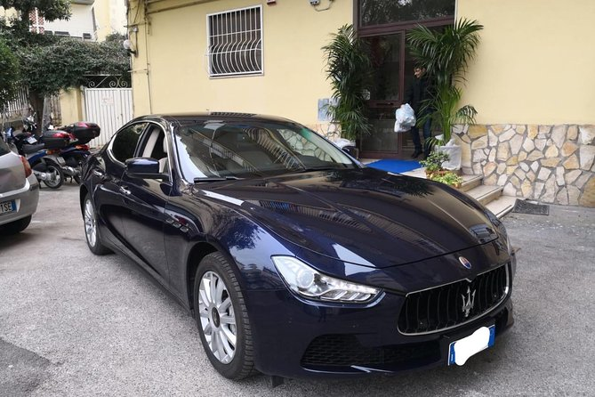 Private Transfer in Luxury Car from Naples to Amalfi Coast