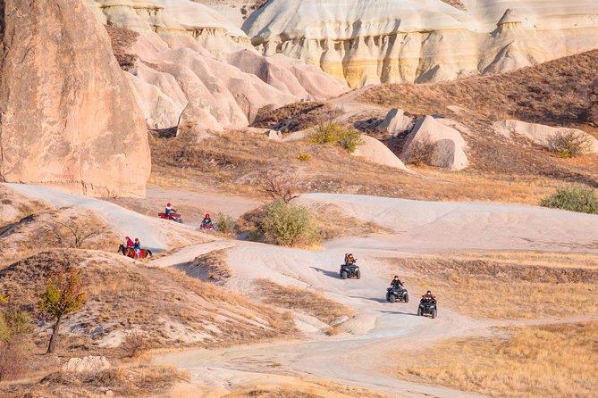 Cappadocia 1-Hour Quad Biking Safari
