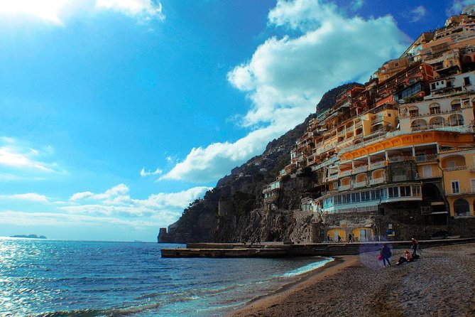 Private Guided Day Tour of Sorrento and Positano with Pompeii