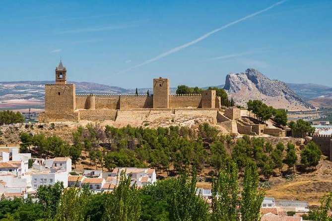 Private Granada tour to Antequera and the Dolmens for up to 8 persons