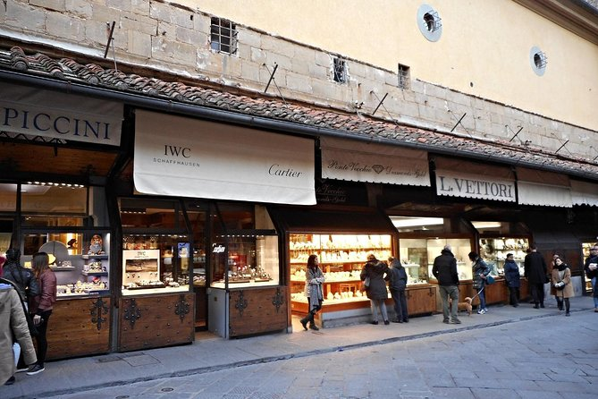 Private Half-Day Shopping Tour in Florence