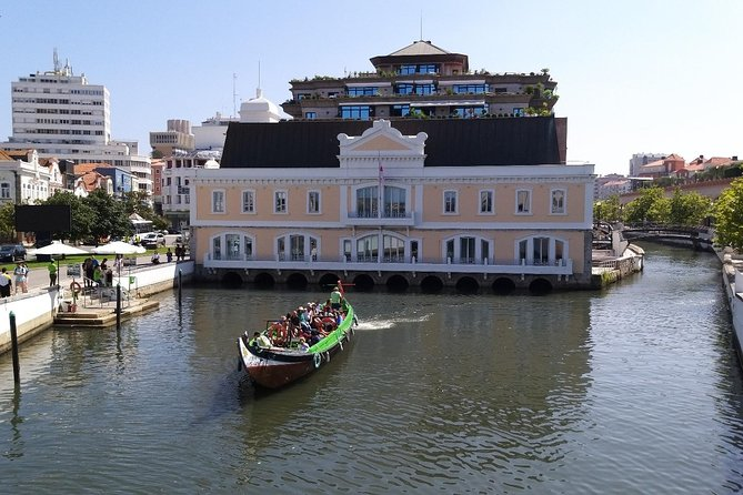 "The delightful private tour of Aveiro- the ""Portuguese Venice"""