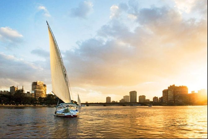 Half-Day Cairo Private Egyptian Museum Tour and Felucca Ride