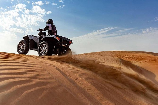 4-Hour Sand Boarding and Quad Bike from Muscat