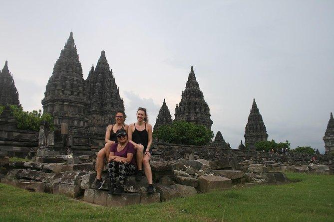 Prambanan Cycling Tour - Yogyakarta