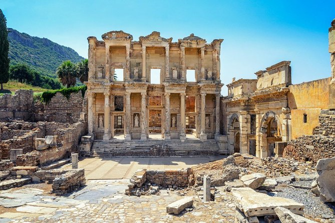 Half-Day Ancient City of Ephesus Tour from Kusadasi Port