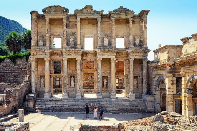 Private Full Day Tour of Ancient City of Ephesus