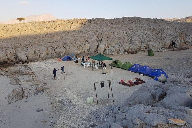 Overnight Camping Experiences from Khasab Harbor