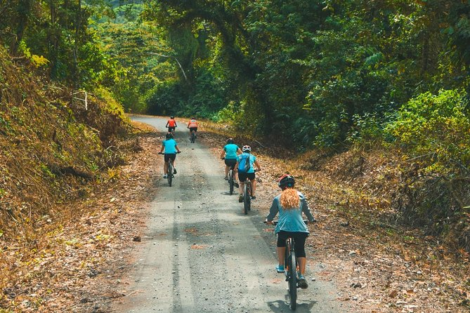 Mountain Biking Arenal Volcano Rugged Trail to Guanacaste