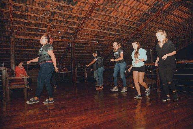Salsa Dance Lesson in La Fortuna