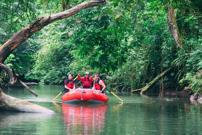 NEW! Jungle Safari Float on Sarapiqui River