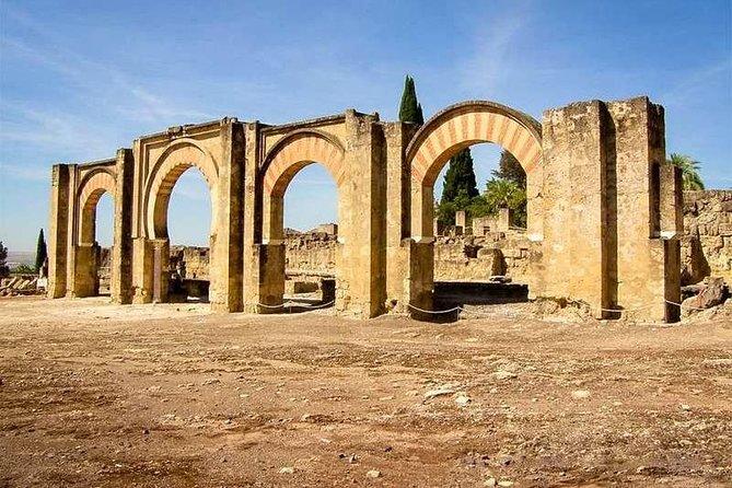 3-Hour Tour from Cordoba to the Site of Medina Azahara