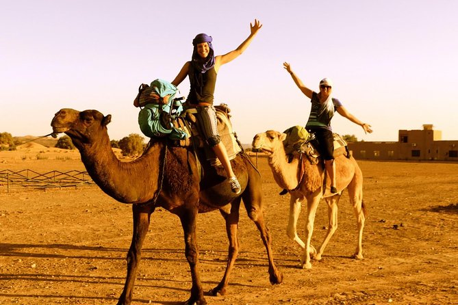 2-Day Private Guided Cultural Tour from Fes to Merzouga Desert