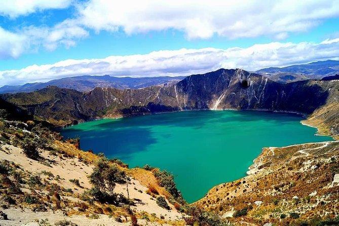 Quilotoa Lake PRIVATE Day Trip.