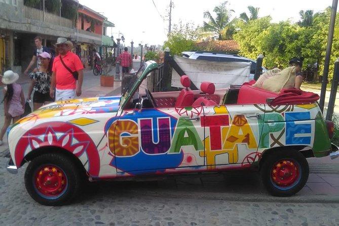 Guatapé Tour