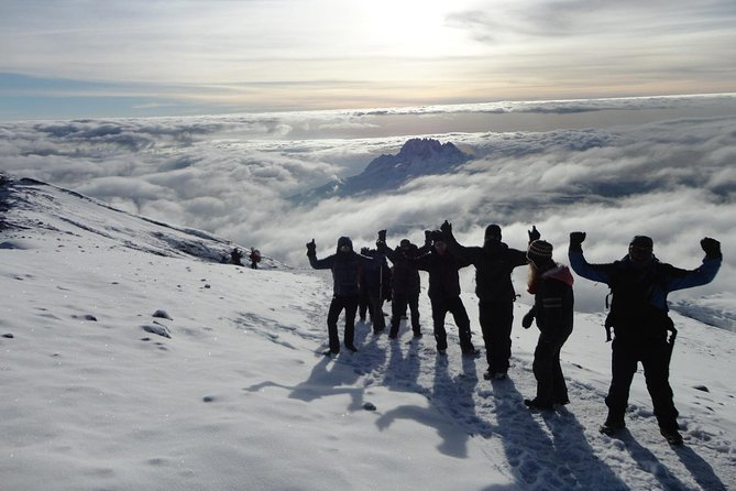 Mt Kilimanjaro trekking (The Northern Circuit Route)