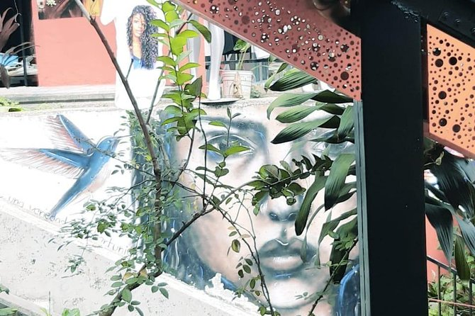Graffiti tour