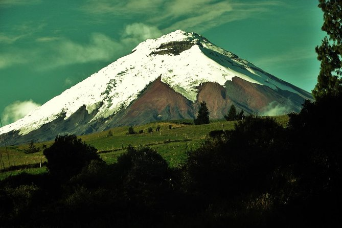 Cotopaxi Volcano PRIVATE Full-Day Tour from Quito.