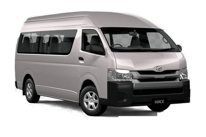 Private Cebu-Mactan Airport Transfers (Up to 12 Pax)