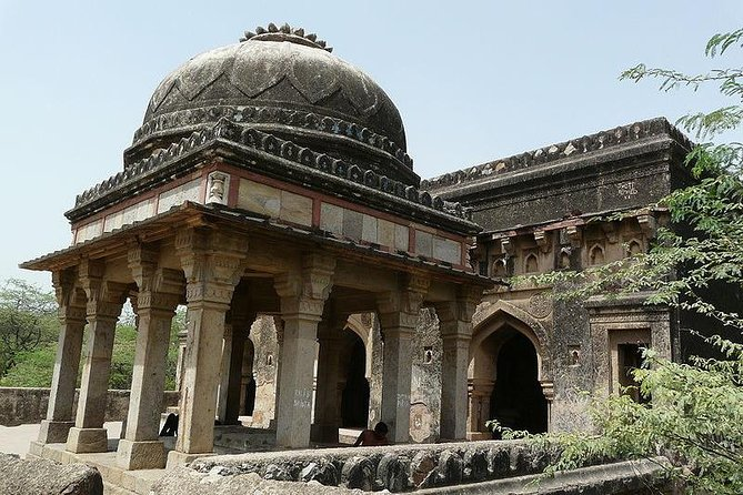 3-Hour Mehrauli Archaeological Park Ruins Walking Tour Delhi