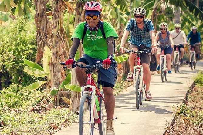 Full-Day Guided Bike Tour of Bangkok's Peripheral Trails