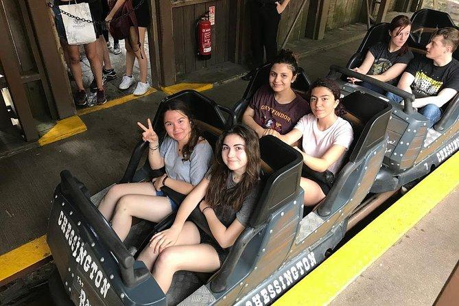 Theme Parks of London Chessington Full-Day Private Tour