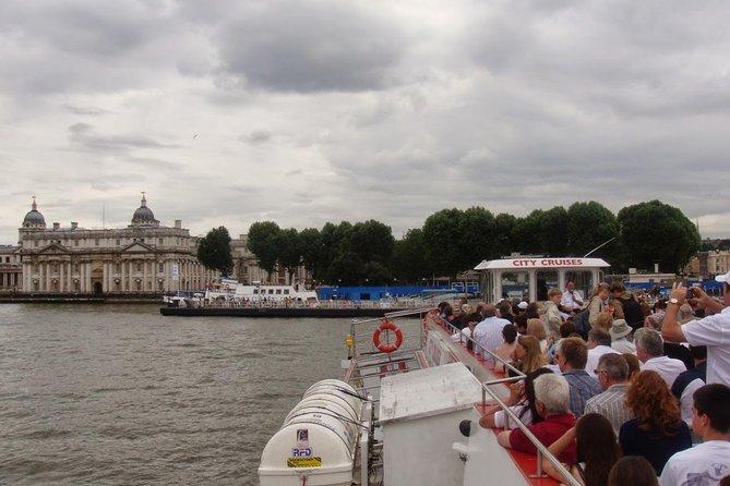 Greenwich River Cruise Tour