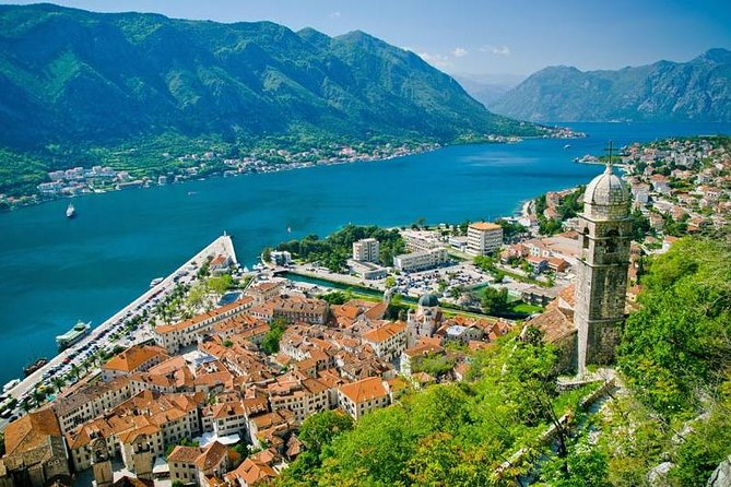 Full-Day Montenegro Private Tour from Dubrovnik