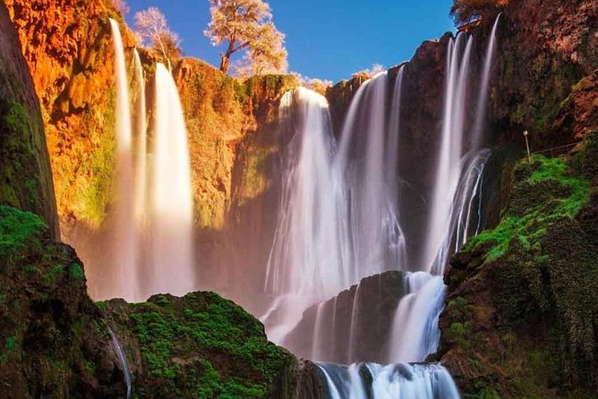 Full-Day Guided Trip to Ouzoud Falls from Marrakech