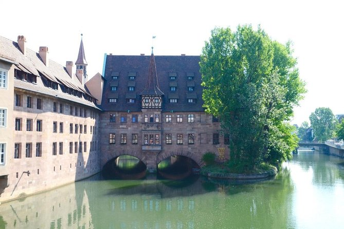 3 Hours Private Guided Tour in Nuremberg
