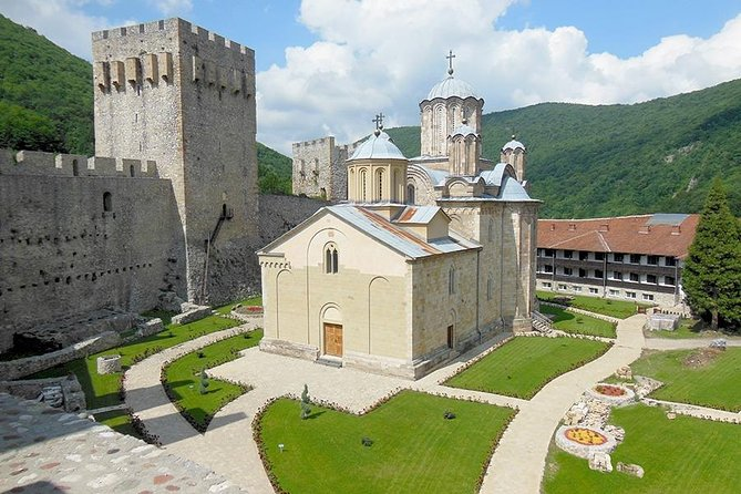 VISIT SERBIA: Resava Cave & Medieval Monasteries - Create Private Full Day Tour