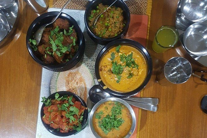 2-Hour Private Jaipur Cooking Class with Hotel Pick Up