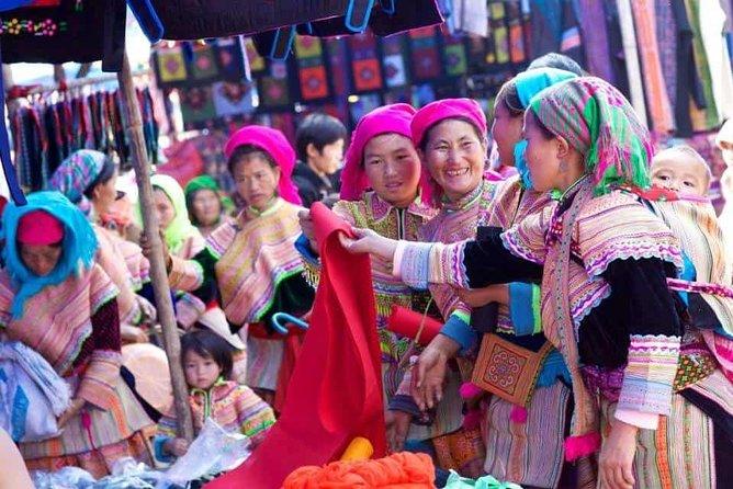 Half-Day Sapa Trekking Tour from Hanoi