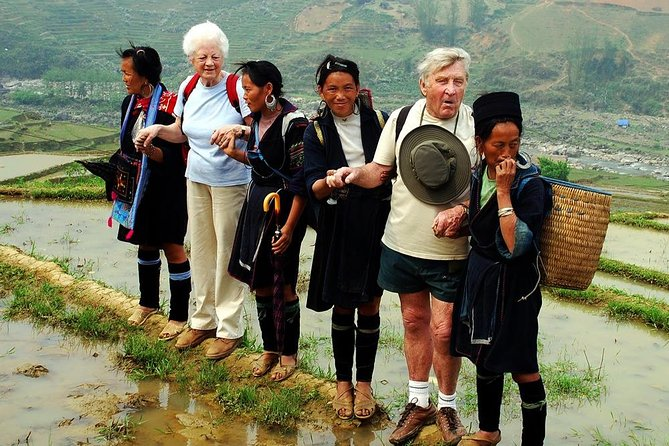 Full-Day Sapa Private Trekking Tour from Hanoi or Sapa