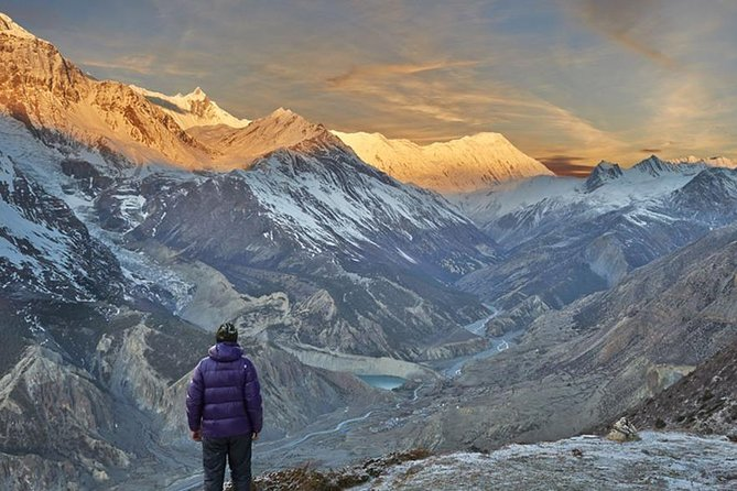 18-Day Annapurna Circuit Private Trekking Tour from Kathmandu