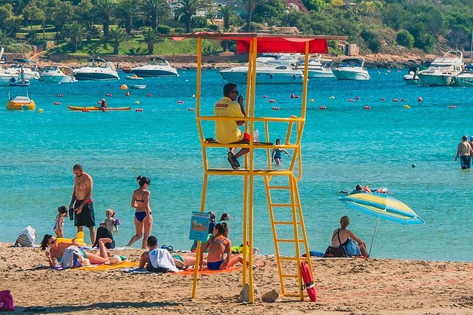 MELLIEHA BAY Sandy Beach (Half Day with Pick-up)