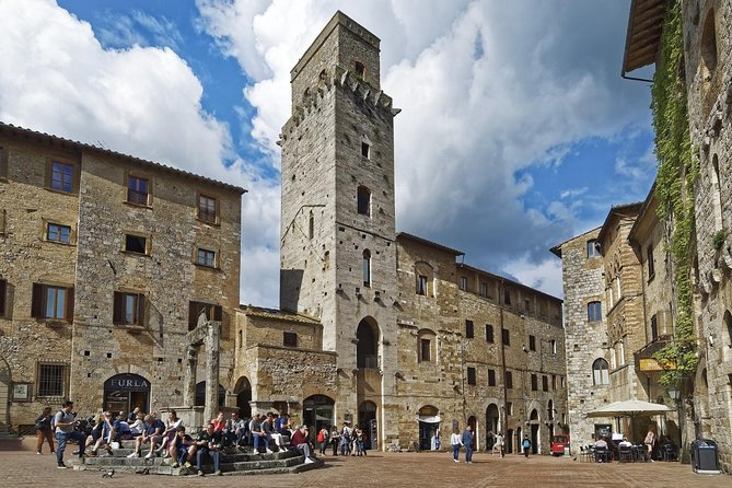 Full-Day Road Trip to Siena and San Gimignano from Florence